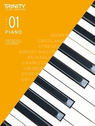Grade 1 Piano Book - 6