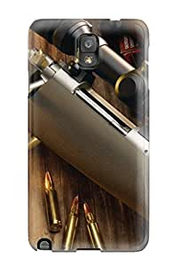 New Style High Quality Sniper Tpu Case For Galaxy Note 3