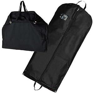 Hangerworld – Borsa porta abiti da viaggio – Custodia per abiti (137 cm) d56464bf309