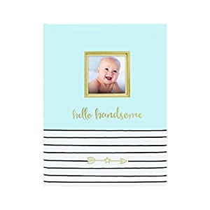 Pearhead Baby Memories Keepsake Box, Gray