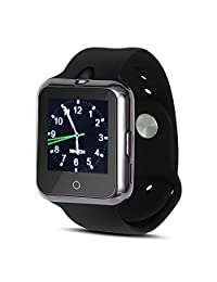 Padgene Heart Rate Monitor Smart Watch UV Meter Wristband Pedometer Activity Tracker Sport Watch for Android/IOS