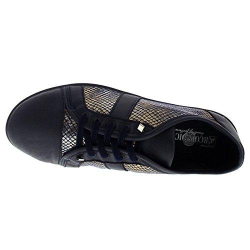Arcopedico Synthetic Shoes Navy Leta Womens q0CwAqr