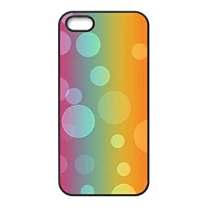 colorful aperture personalized high quality cell phone case for Iphone ipod touch4