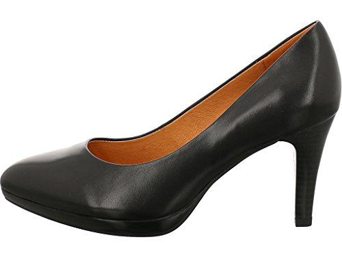 Caprice22411 - Zapatos de Tacón Mujer Schwarz (4)