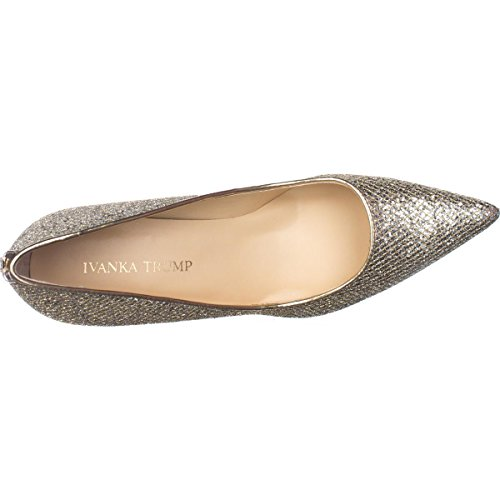 Ivanka Trump Sandales Style Mary Janes pour Femme/US Frauen Or g1G1agL7c