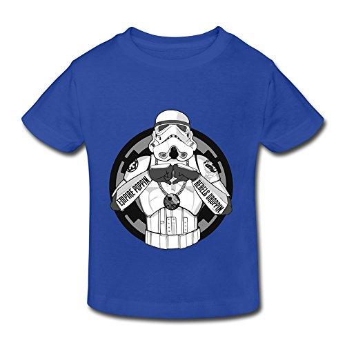 [AOPO Star Wars Stormtroopers Tshirts For Toddlers Unisex (2-6 Years) 4 Toddler RoyalBlue] (Obi Wan Kenobi Baby Costumes)