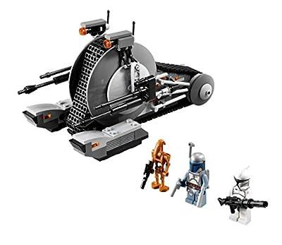LEGO Star Wars The Clone Wars Corporate Alliance Tank Droid Set #75015