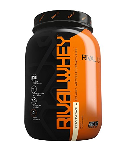 Best rival whey protein isolate