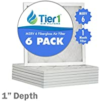 12x36x1 Basic MERV 6 Air Filter / Furnace Filter Replacement