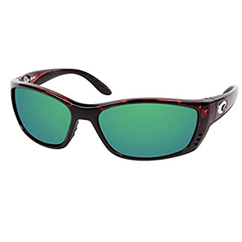 Costa Del Mar BL10GFOGMGLP Blackfin Sunglass, Tortoise Frame Global Fit Green - Frames Glasses Blackfin