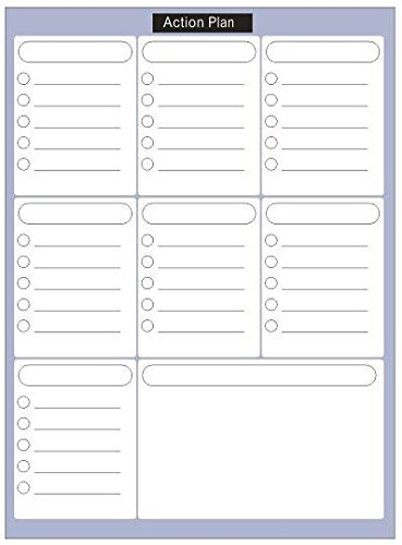 UPC 642415414074, Magnetic Calendar Weekly Planner Dry Erase Refrigerator To Do List, Chores , Classroom