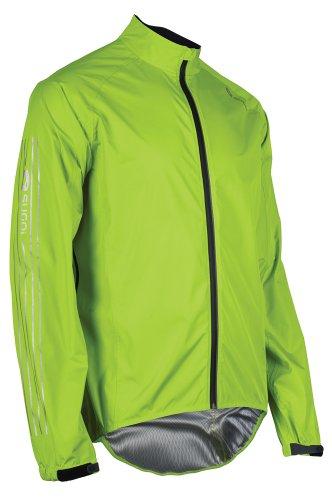 Sugoi Men's RPM Jacket (Tomatillo, Medium)
