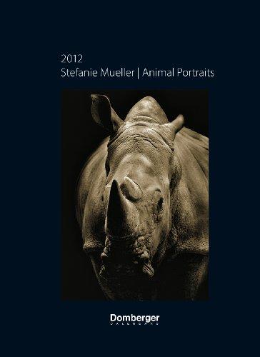 Descargar Libro Animal Portraits 2012 Buchkalender Stefanie Müller