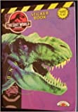 The Lost World Jurassic Park Sticker Book
