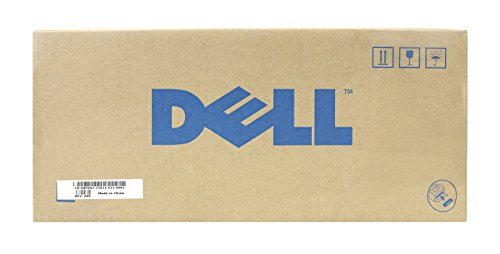 Genuine Dell XP092 UY128 High Yield 1000 Page Premium Black Toner, For Use In Dell 1125 (1125MFP) Series Printer, Mono Laser Printer (Part Number: RT233), With Laser Drum Cartridge Unit (Part Numbers: GU468, MY323) Compatible Part Numbers: XP092, UY128 by Dell