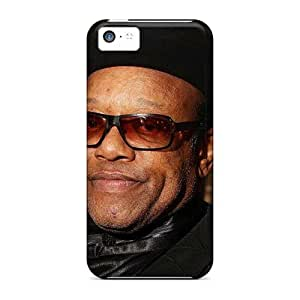 IanJoeyPatricia Iphone 5c Anti-Scratch Cell-phone Hard Covers Support Personal Customs Trendy Rolling Stones Pattern [NkC6664BDPe]