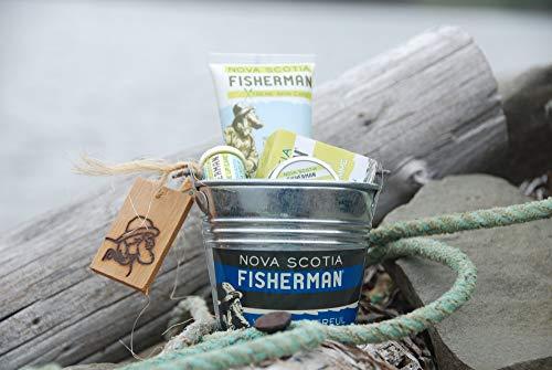 Nova Scotia Fisherman - Captain's Gift Bucket, Including Xtr