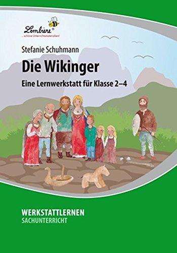 Die Wikinger: Eine Lernwerkstatt für den Sachunterricht in Klasse 2 - 4, Werkstattmappe