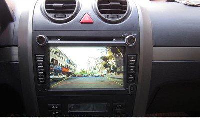Backup Rear View Camera Monitor for Nissan Juke Pathfinder ...