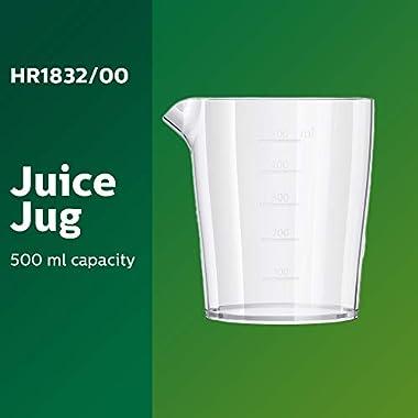 Philips Viva Collection HR1832/00 1.5-Litre 500-Watt Juicer (Ink Black) 11