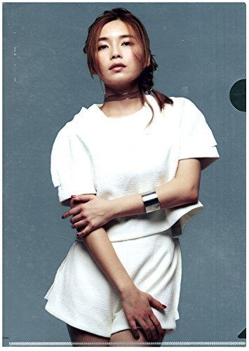 AAA 宇野実彩子 クリアファイル  WAY OF GLORY  トリプルエー ファングッズの商品画像