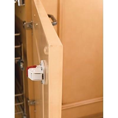 Rev-A-Shelf RL-201-1 RL Series Cabinet Lock Assembly, by Rev-A-Shelf