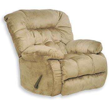 Catnapper Teddy Bear Oversized Rocker Recliner Chair In Graphite