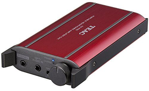 HA P50 R headphone amplifier high resolution corresponding