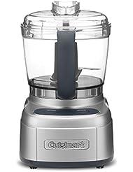 Cuisinart ECH-4SV Elemental 4-C Chopper Grinder, Silver
