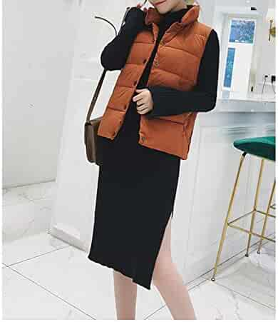 zongxingyt 2019 Women Vest Sleeveless Coat Outerwear Long Hair Jacket Waistcoat Woman Vest 2019