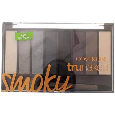 Covergirl Trunaked Eyeshadow Palette, 820 Smoky (Pack of 2)