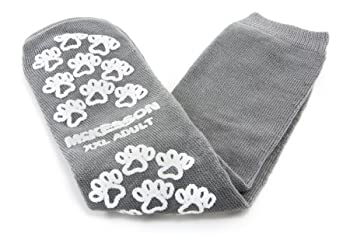 McKesson Terries Slipper Socks - 40-3800-001PR - 1 Pair / Pair