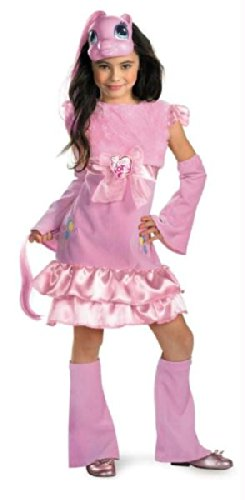 My Little Pony Pinkie Pie Deluxe Halloween Cosume - Toddler Size 3T-4T