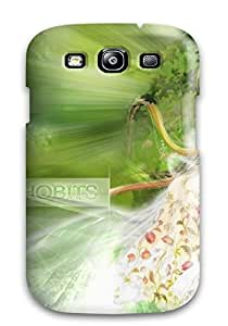 Galaxy S3 Case Slim [ultra Fit] Chobits Protective Case Cover