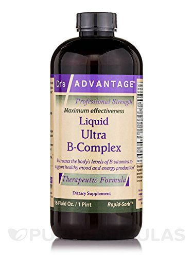 Drs Advantage Liquid Ultra B-Complex 16 Ounces