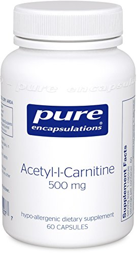 Pure Encapsulations Acetyl l Carnitine