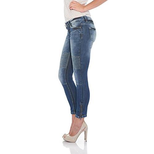 ab0892ccf28 Suko Jeans Women s Stretch Denim Cropped Skinny Jean Pants cheap ...