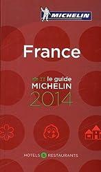 MICHELIN France 2014: Hotels & Restaurants (MICHELIN Hotelführer Deutschland)