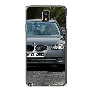 Hot Bmw 5 Series Front First Grade Tpu Phone Cases For Galaxy Note3 Cases Covers