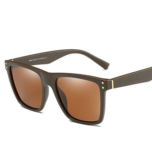 C1 Mujer Hombre UV 400 para De para C1 Polarizadas Protección Aviator Sol Gafas wnP0qSXg