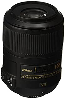 Nikon 85mm f/3.5G AF-S DX ED VR Micro Nikkor Lens, Black - 2190 (B002SQKVE4) | Amazon price tracker / tracking, Amazon price history charts, Amazon price watches, Amazon price drop alerts