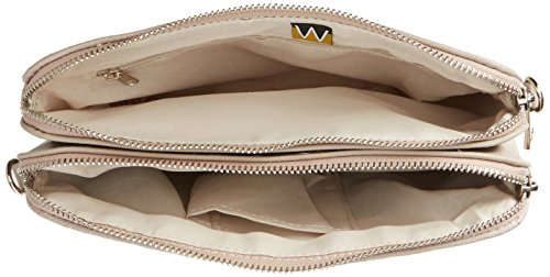 Taupe Women's Beige Wallis Quilted Clutch Xbody d8ffzFq