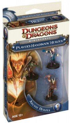 Series 1 Miniature (Player's Handbook Heroes Arcane Heroes 1 Dungeons and Dragons Miniatures)