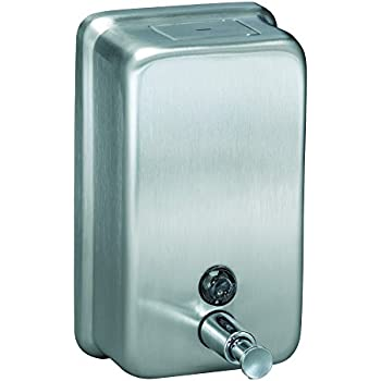 bradley bathroom accessories. Interesting Bradley Bradley Corporation 6562000000 Liquid Soap Dispenser  Wall Mount To Bathroom Accessories