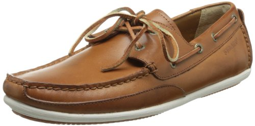 (Sebago Men's Canton Two Eye Oxford,British Tan,9 M US)