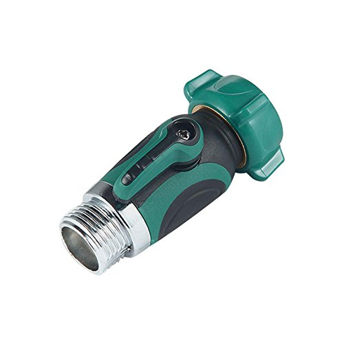 Pawaca Garden Hose to Shut Off Valve Connect Outside Spigot Friendly Faucet Extension - Ergonomic Aesthetic and Highly Durable