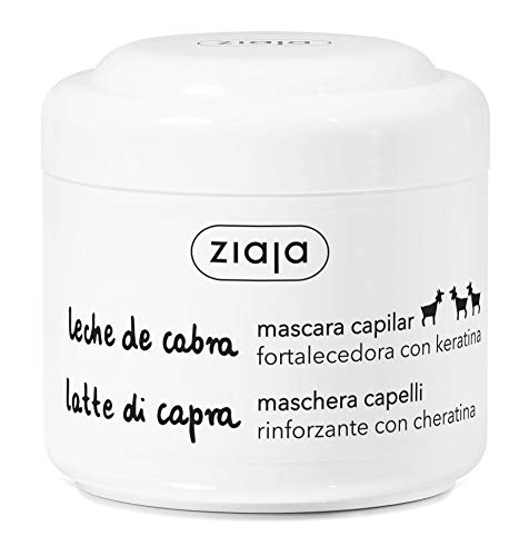 🥇 Ziaja Leche de Cabra Mascarilla para el Cabello 200 ml
