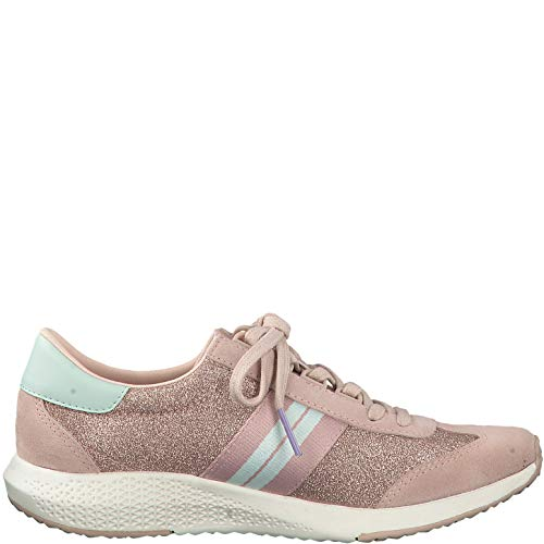 chaussures 1 chaussure Rue chaussures Tamaris Amovible Rose À 1 Comb décontracté De élégant baskets Intérieure 22 Sport 23715 semelle Femme chaussures Lacets Chaussures Lacets Sportives 45qrO5avw