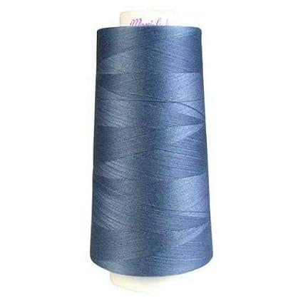 Maxi-Lock All-Purpose Serger Thread 3000 Yard Cone Pick Color-Royal Blue-43311