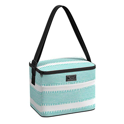 SCOUT Ferris Cooler Insulated Lunch Box for Women, Water-Resistant Soft Cooler Lunch Bag with Adjustable Strap (Multiple Patterns Available)